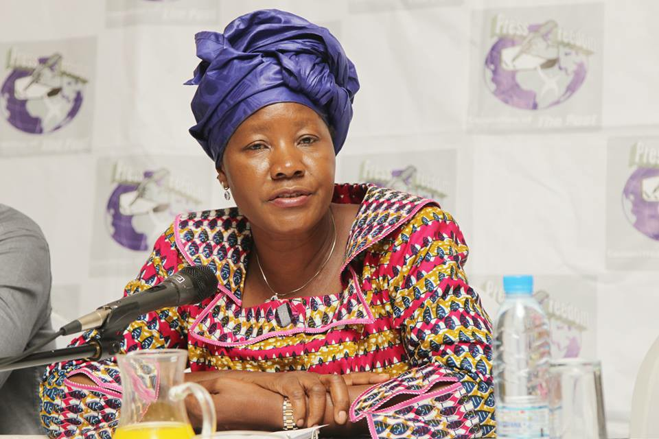 The FDD President Nawakwi Says' Let's Give Ba 2.8 Million More Time