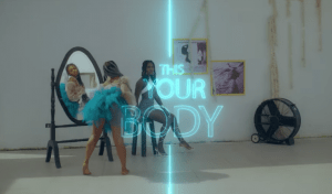 DOWNLOAD : Skales Ft Davido – This Your Body (Official Video )