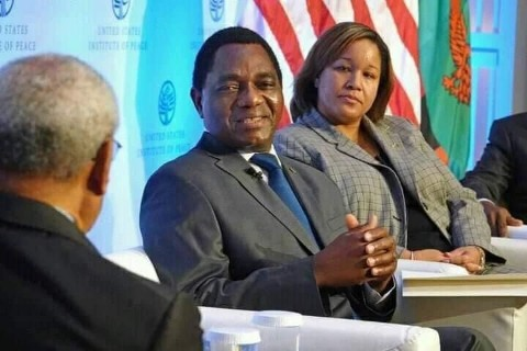 Saboi Imboela – She Wrote & Said ' Hichilema Can't Represent Africa Or Locals ( Click Read More)
